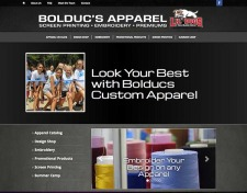 Bolduc's Apparel - Screen Printing, Embroidery