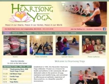 Heart Song Yoga
