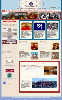 The International Dzogchen Community In North American